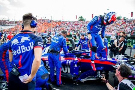 Toro Rosso admite que su situación no es sólo culpa de Honda