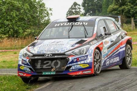 José Antonio Suárez vuelve al WRC en el Rally de Alemania