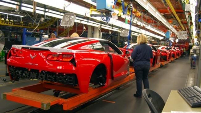 El nuevo Chevrolet Corvette C8 ya ha entrado en la fase de ...