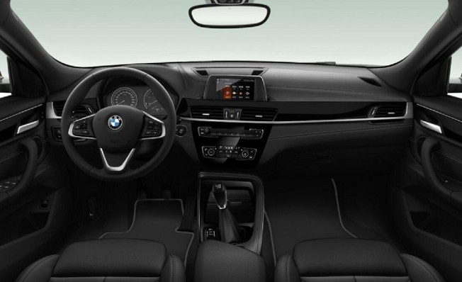 BMW X2 Impulse - interior