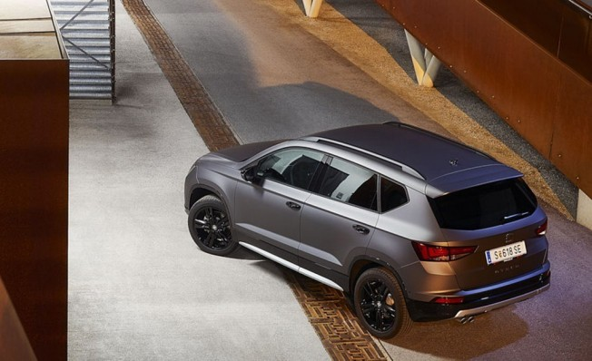 SEAT Ateca Stealth Edition