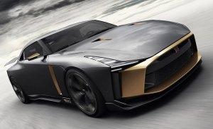 El Nissan GT-R50 de 720 CV en Spa-Francorchamps