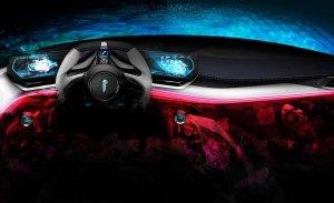 Pininfarina adelanta cómo será el interior del PF0, un superdeportivo eléctrico