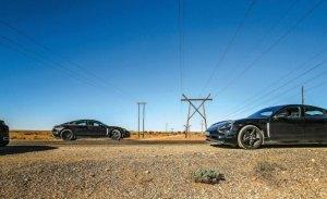 Porsche abre el libro de reservas del Taycan, su primer modelo eléctrico