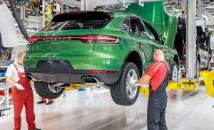 La producción del nuevo Porsche Macan 2019 ya está en marcha