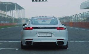 El Porsche Panamera reclama el título de sedán híbrido más rápido del mundo