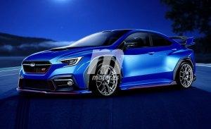 La nueva generación del Subaru WRX STI supondrá un punto de inflexión