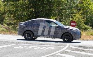 Renault Arkana: las primeras imágenes del nuevo SUV coupé