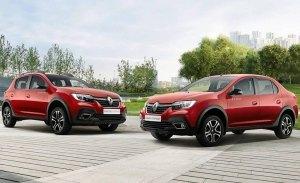 El Dacia Logan estrena acabado Stepway en Rusia bajo la marca Renault