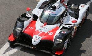 El Toyota #7 manda en los primeros libres de Silverstone