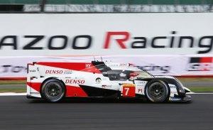 El Toyota #7 repite al frente del FP2, Alonso progresa en Silverstone