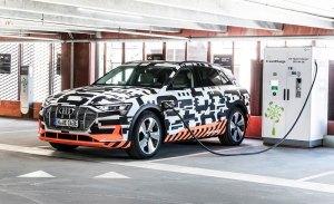 Audi e-tron Charging Service, recarga sin problemas tu coche eléctrico