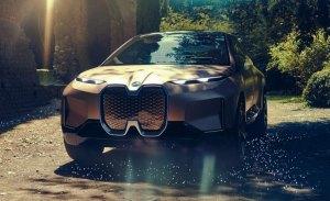 BMW Vision iNext Concept, el futuro crossover eléctrico más cerca de la realidad