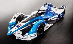 BMW presenta el iFE.18 y confirma a Da Costa y Sims