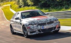 BMW muestra cómo ha sido el paso del nuevo Serie 3 por Nürburgring