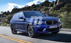 BMW X3 M, primer SUV que estrenará el paquete Competition