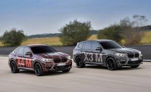 SUV, deportividad y altas prestaciones: BMW adelanta los esperados X3 M y X4 M