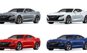 El nuevo Chevrolet Camaro 2019 ya tiene configurador online