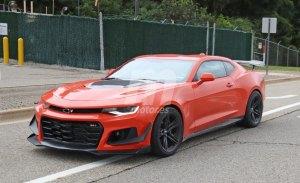 La actualización del radical Chevrolet Camaro ZL1 1LE al descubierto