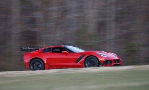 ¿El nuevo Corvette ZR1 logró bajar de los 7 minutos en Nürburgring?