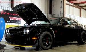 El último Dodge Demon HPE1200 de Hennessey presume de más de 1.200 CV