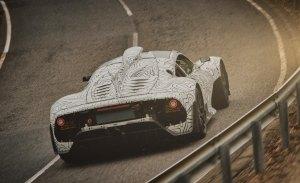 El Mercedes-AMG Project ONE comienza sus pruebas debutando en fotos espía