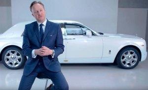 Giles Taylor, ex-Director de Diseño de Rolls-Royce, se incorpora a la china FAW Group