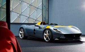 Todas las imágenes y datos de los Ferrari Monza SP1 y SP2 de edición limitada
