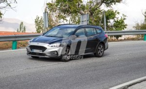 El nuevo Ford Focus SportBreak también tendrá versión Active