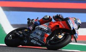 Un intratable Andrea Dovizioso gana con la Ducati en Misano
