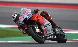 Lorenzo suma la pole del GP de San Marino con récord de Misano