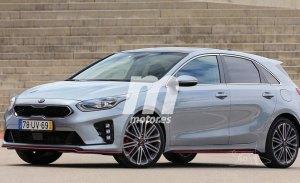 Así será el nuevo Kia Ceed GT, la esperada versión deportiva