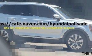 El nuevo Kia Telluride cazado al descubierto, ¡así es el nuevo SUV de Kia!