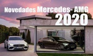 Mercedes-AMG utilizará la tecnología híbrida para su oferta de modelos