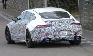 Un vídeo espía desvela al nuevo Mercedes-AMG GT 73 Coupé realizando pruebas