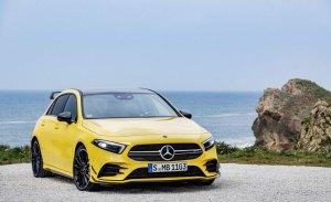 Llega el nuevo Mercedes-AMG A 35 4MATIC con 306 CV