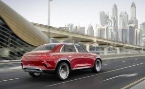 El Vision Mercedes-Maybach Ultimate Luxury no irá a producción