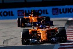 """Alonso: """"Sin que pase nada en carrera, el 14º es lo que merecíamos"""""""