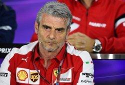 Arrivabene explica el fichaje de Leclerc y lo ocurrido en la primera vuelta de Monza