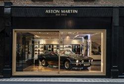 Aston Martin abre un concesionario solo para deportivos clásicos