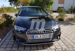 El nuevo Audi S4 facelift cazado totalmente al desnudo en la calle