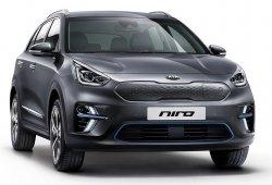 El nuevo Kia e-Niro tendrá una autonomía de hasta 485 kilómetros