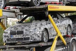 Comienzan las pruebas de la nueva generación del BMW Serie 4 Cabrio