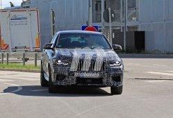 El nuevo BMW X6 M deja ver nuevos detalles de su diseño en unas nuevas fotos espía