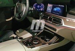 Un vistazo al interior del BMW X7 2019 con seis asientos