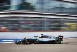 """Bottas encabeza el doblete de Mercedes: """"Es sólo el primer paso"""""""