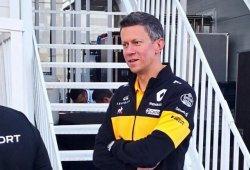 """Budkowski considera """"ridículo"""" pensar que Renault cazará a los punteros en 2019"""