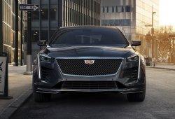 Cadillac convierte el CT6 V-Sport en el nuevo CT6-V 2019