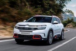 El nuevo Citroën C5 Aircross empezará su venta en España en enero 2019