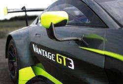"""Turner: """"El nuevo Vantage GT3 tiene una buena base"""""""